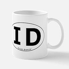 ID Oval Mug