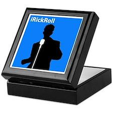 iRickRoll Keepsake Box