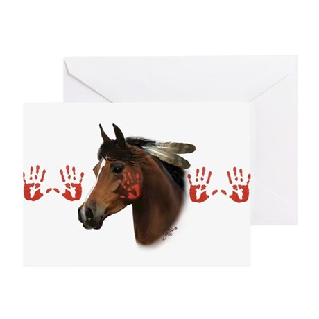 War Horse Greeting Cards (Pk of 20)