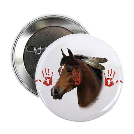 """War Horse 2.25"""" Button (100 pack)"""