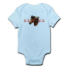 War Horse Infant Bodysuit