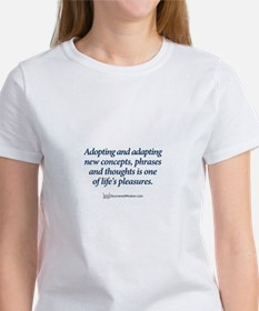 Cute Expressions and sayings Tee