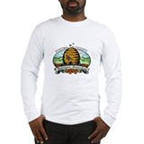 Sonoma county beekeepers association Long Sleeve T-shirts