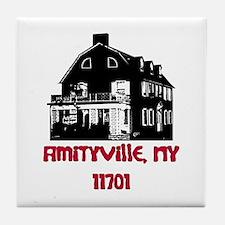 Amityville Horror Tile Coaster