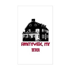 Amityville Horror Rectangle Decal