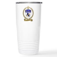 VOUTOUR Family Crest Travel Mug