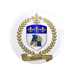 "VOUTOUR Family Crest 3.5"" Button"