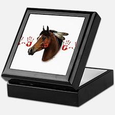 War Horse Keepsake Box
