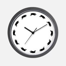 Pigs 'Round the Clock