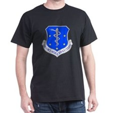 Medical Service Black T-Shirt