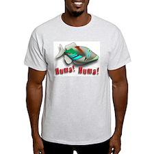 Huma Huma Ash Grey T-Shirt