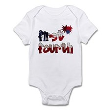 First Fourth - Infant Bodysuit