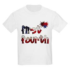 First Fourth - T-Shirt
