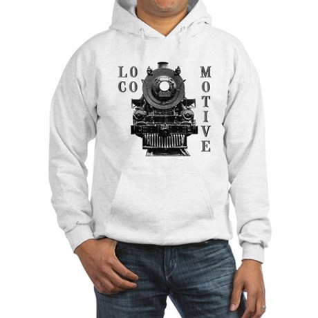 Locomotive Hooded Sweatshirt