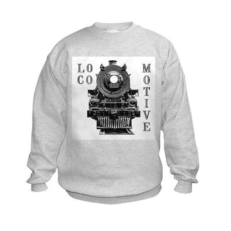 Locomotive Kids Sweatshirt