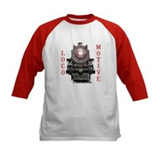 Locomotive Red Tee