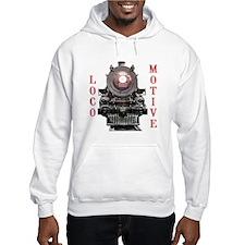 Locomotive Red Hoodie