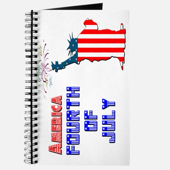 Liberty Fourth of July Journal