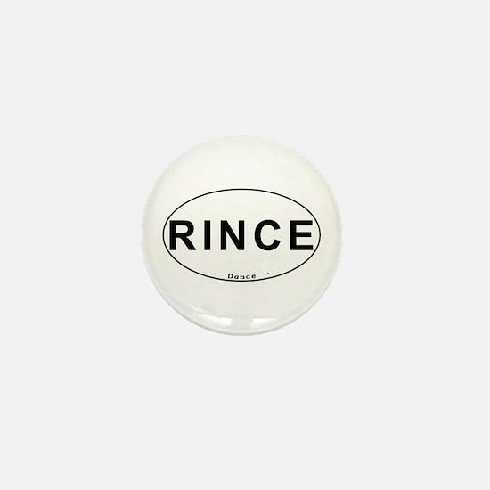 Rince Oval - Mini Button