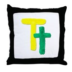 T is for Throw Pillow
