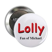 """Roswell Character Fans 2.25"""" Button"""