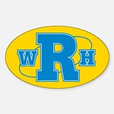 West Roswell High School Oval Decal