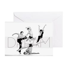 NEW! Dream Dancers Greeting Card