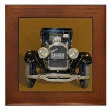 Antique Packard - Framed Tile