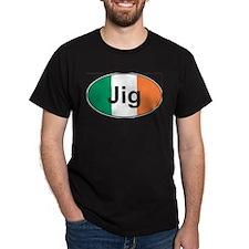 Jig Oval - T-Shirt