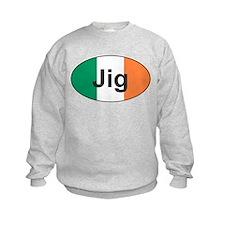 Jig Oval - Sweatshirt