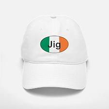 Jig Oval - Baseball Baseball Cap