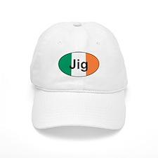 Jig Oval - Baseball Cap