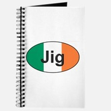Jig Oval - Journal