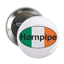 "Hornpipe Oval - 2.25"" Button"