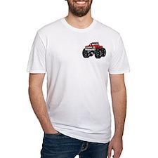 Red MONSTER Truck Shirt