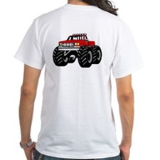 Red MONSTER Truck Shirt