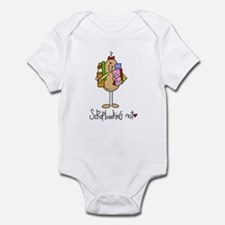 Scrapbooking Nut Infant Bodysuit