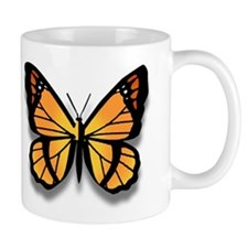 Monarch Butterfly Coffee Small Mug