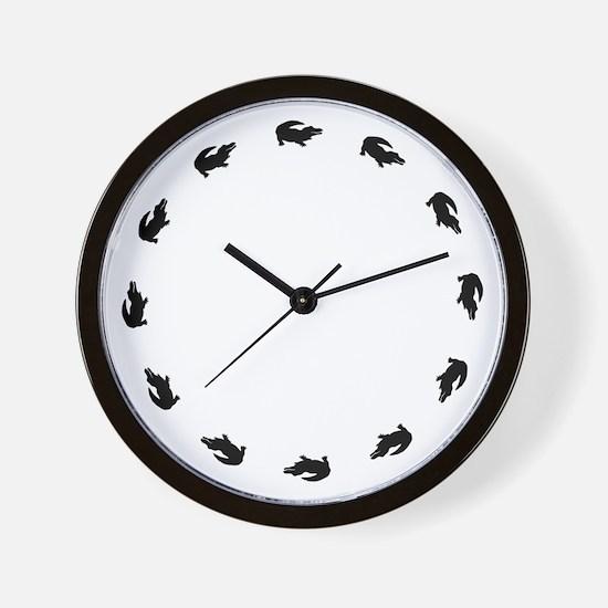 Alligators 'Round the Clock