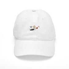 Innertube Fun Baseball Cap