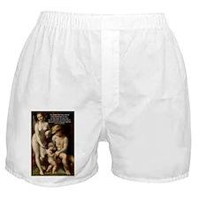 Wilson: Love Sex Correggio Boxer Shorts