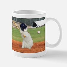 Baseball Cat Mug