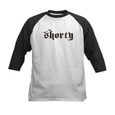 Shorty (Gothic Lettering) Tee