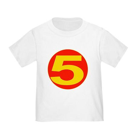 Mach 5 Toddler T-Shirt