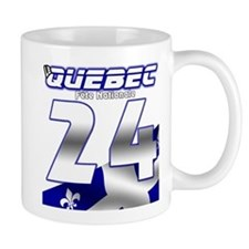 Unique Quebecois Mug