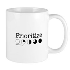 Prioritize Harvey Balls Mug