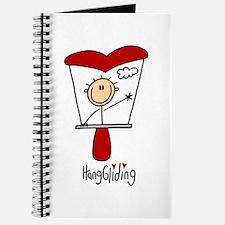 HangGliding Stick Figure Journal