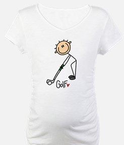Golf Stick Figure Shirt