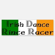 Rince Racer - Bumper Bumper Bumper Sticker