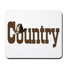 Country Mousepad